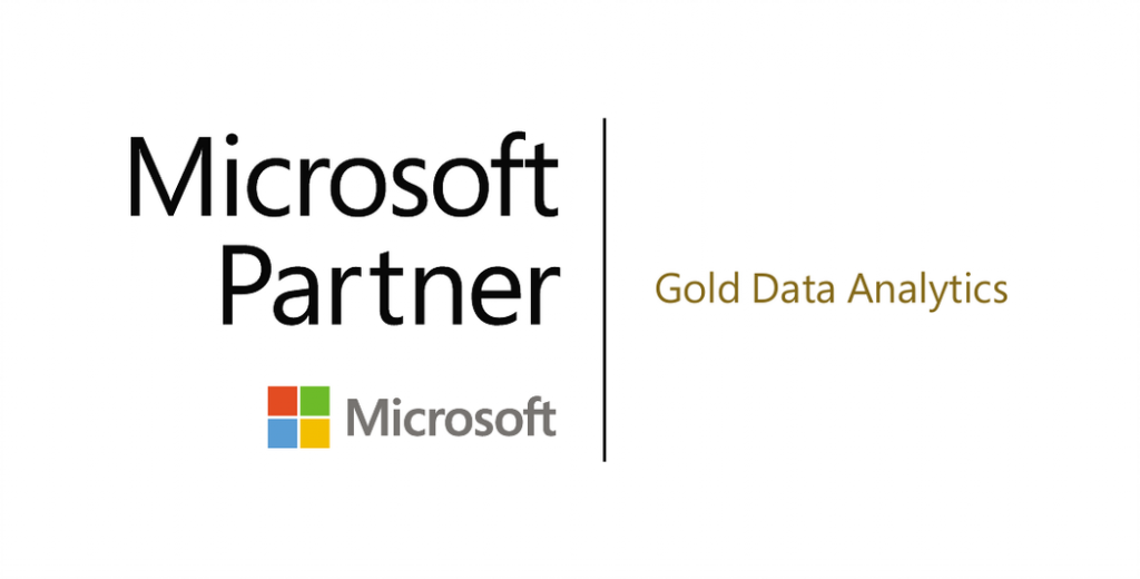 Microsoft Gold Data Analytics